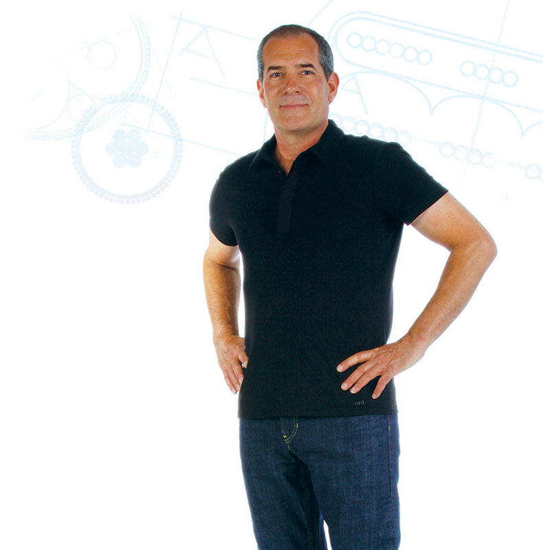 Wireworld President David Salz, cable designer, Engineered for Reality