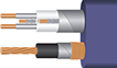 Symmetricon Cable Design Technology graphic, Wireworld Cable Technology, Engineered for Reality